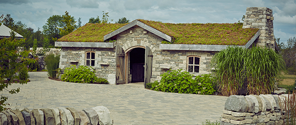 stone stable